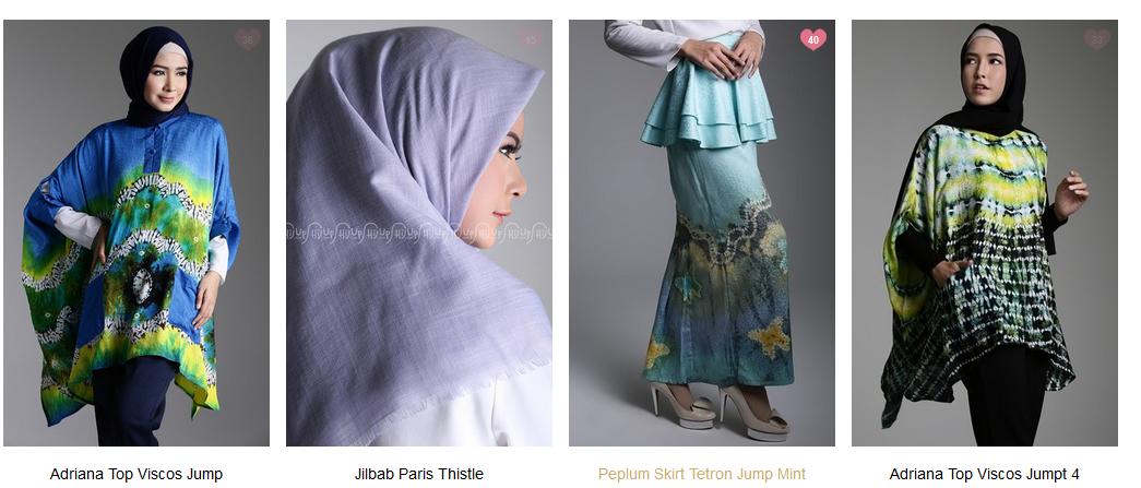 Beberapa Jenis Hijab Berkualitas dengan Harga Murah untuk Lebaran