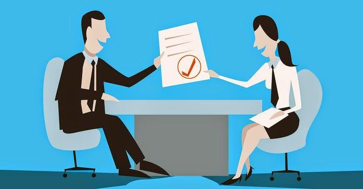 Unsur Yang Harus Ada Di Surat Lamaran Kerja