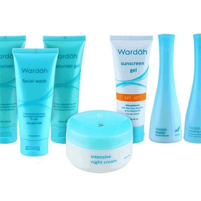 Mencerahkan Wajah dengan Rangkaian produk White Secret Wardah
