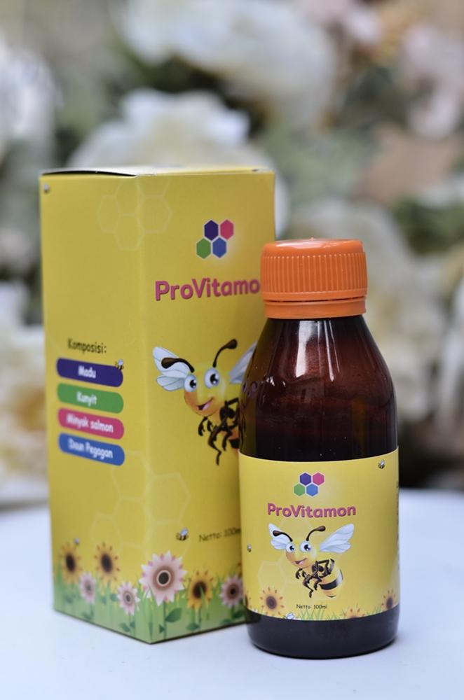 Manfaat Provitamon Untuk si Kecil