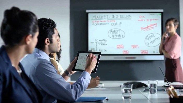 Smart Kapp Papan Tulis Interaktif Masa Kini