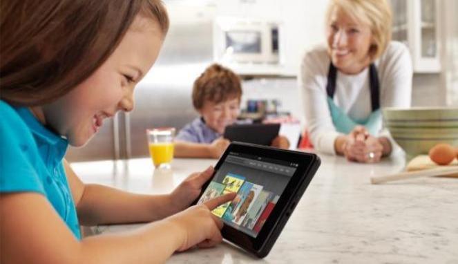 Tips Memilih Gadget Yang Tepat Untuk Anak