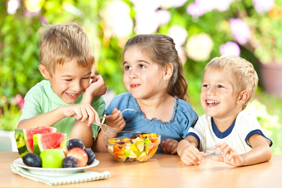Pola Hidup Sehat Untuk Seorang Anak