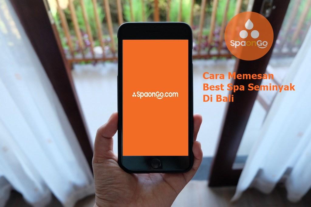 Mudah Dan Cepat Memesan Tempat Spa Menggunakan Spaongo.com
