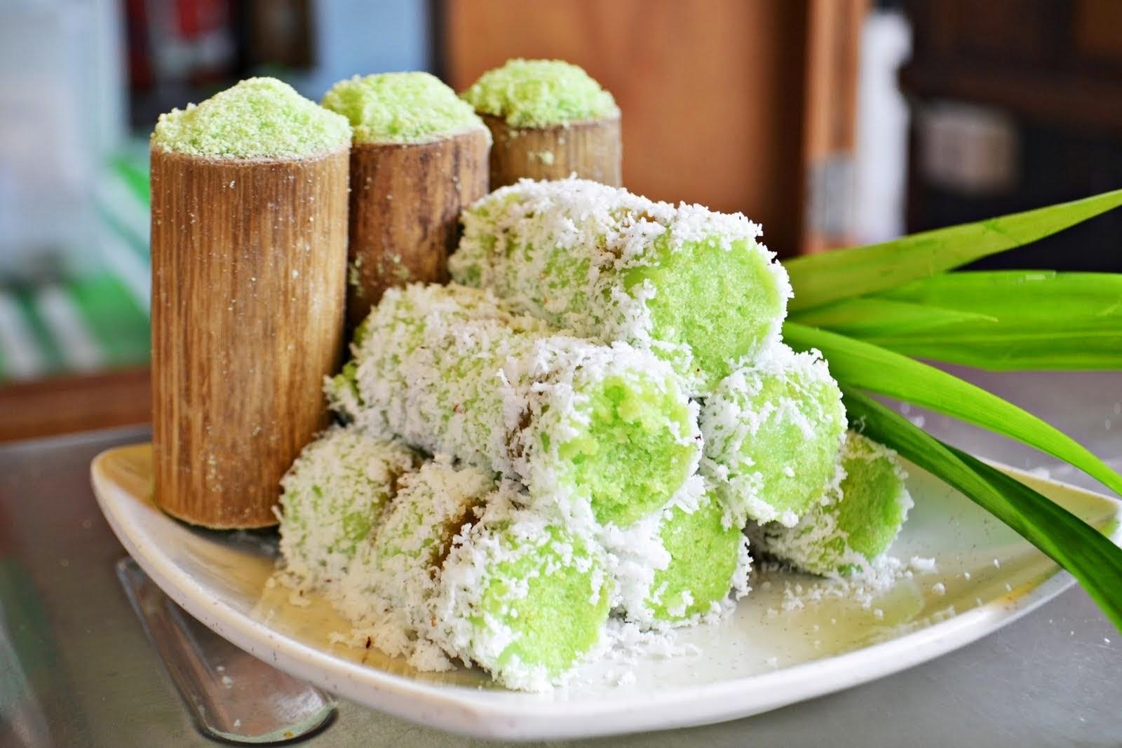 Resep Kuliner Nusantara Kue Putu