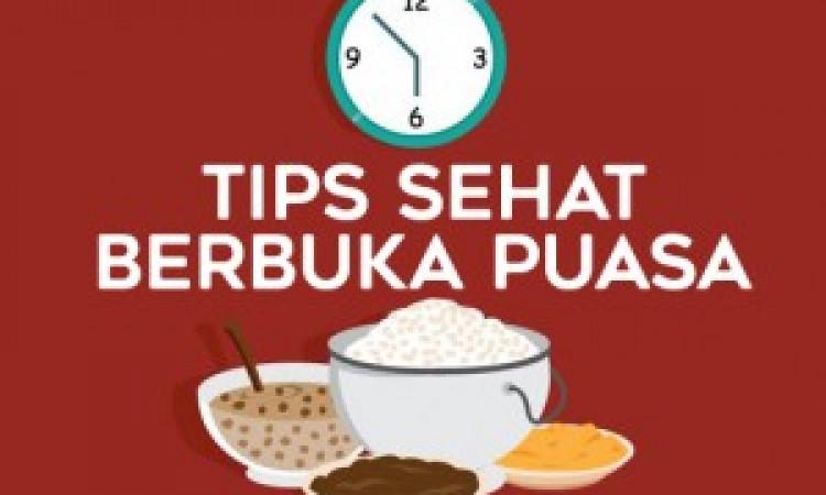Rekomendasi Makanan Untuk Berbuka Puasa