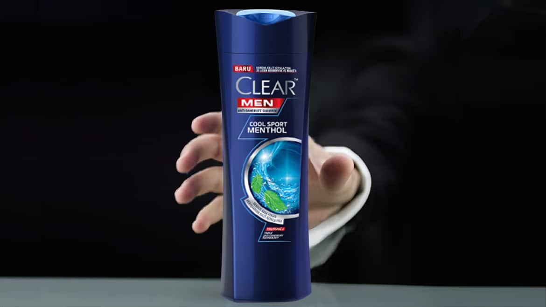 Clear, Shampo Untuk Rambut Berminyak