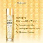 Bioessence Gold Water untuk Perawatan Wajah Anti Aging